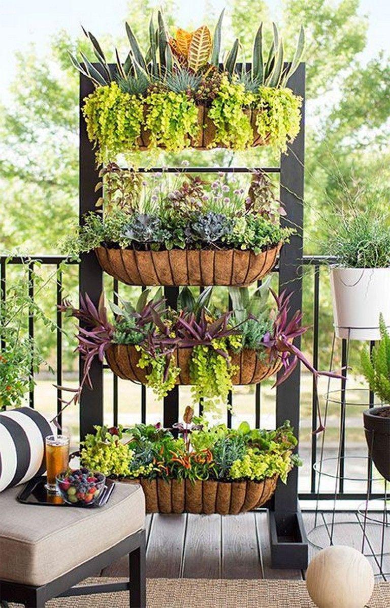 40 Unusual Vertical Vegetable Garden Design Ideas 640 x 480