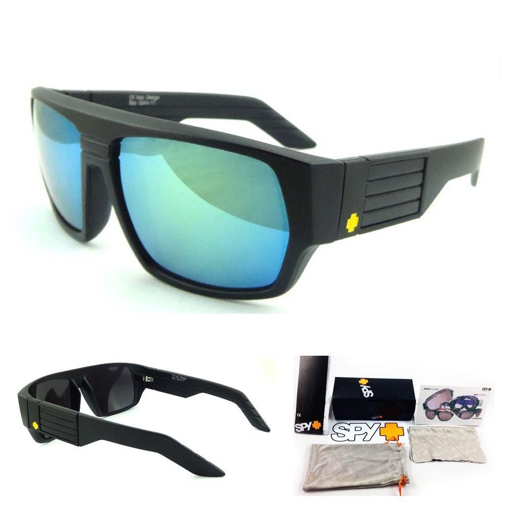 ken block SPY sale men touring glasses uv400 protection sport ...