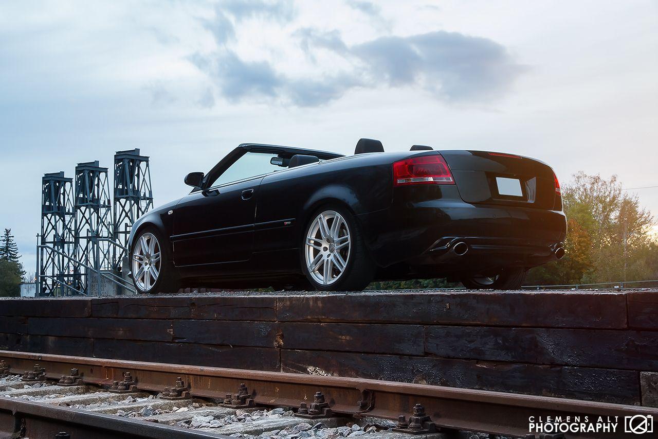 Audi A4 Cabrio | Clemens Alt Photography