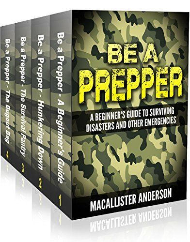 Bugging In: How to Hunker Down and Survive in an Emergency Situation (Stay Alive Book 3)