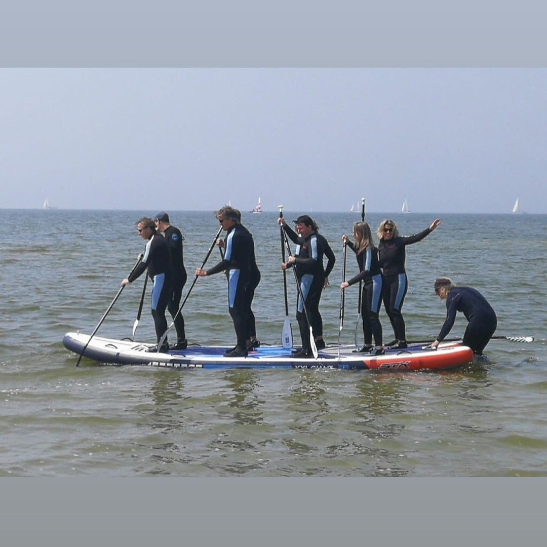Helt nya GIANT SUP paddling | INTERSURF // SUP FW-34
