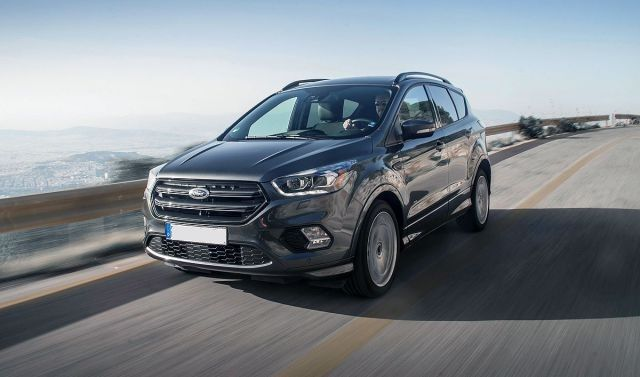 2018 Ford Kuga Review Release Date Suv Best Compact Suv Suv