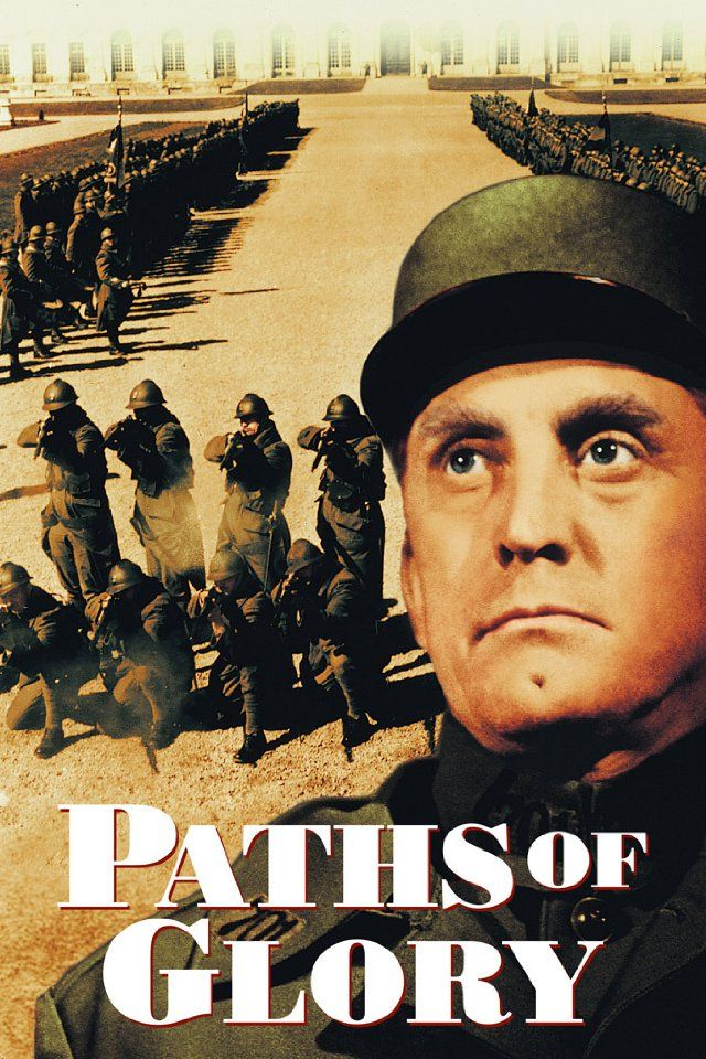 Great anti-war file. Really enjoyed Kirk Douglas in this
