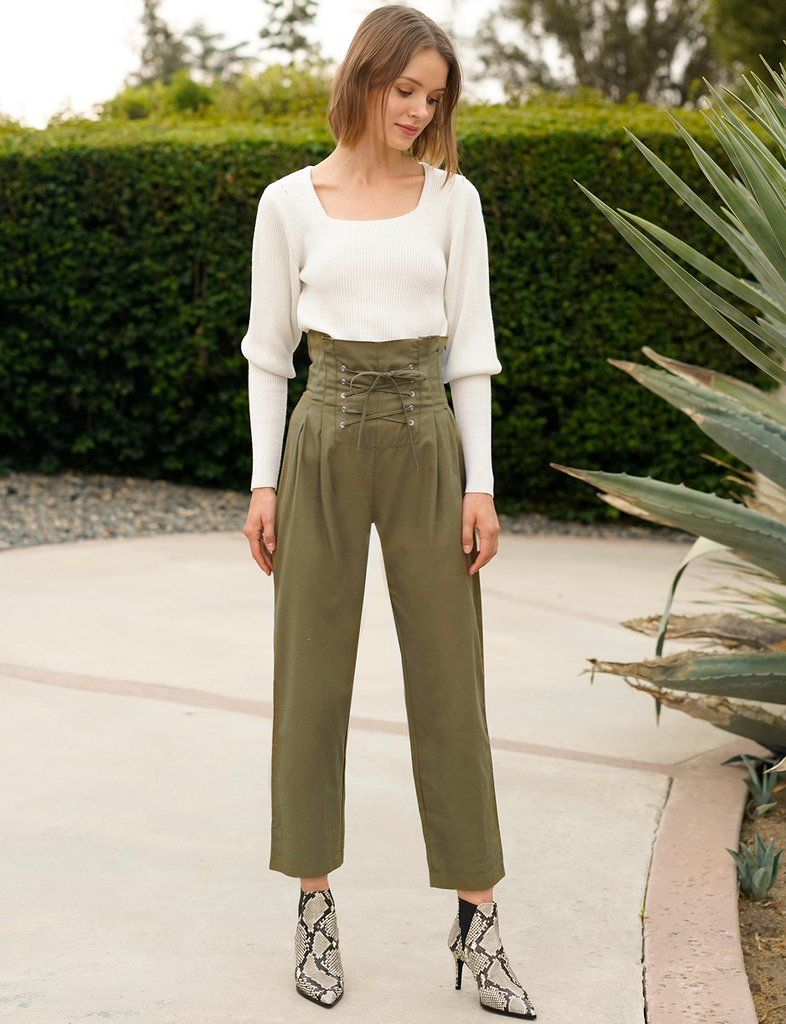 e7260446369 Riley Olive Cargo Pants in 2019