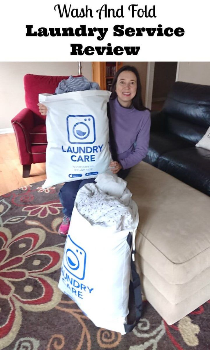 Laundry service wash and fold laundry care biz review in