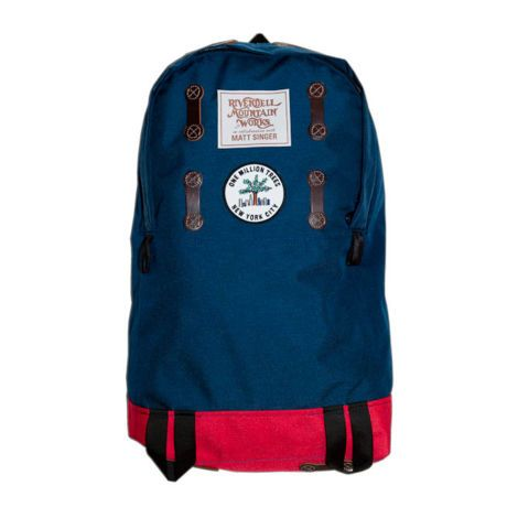 Matt Singer & Rivendell Mountain Works - Limited Edition Backpack