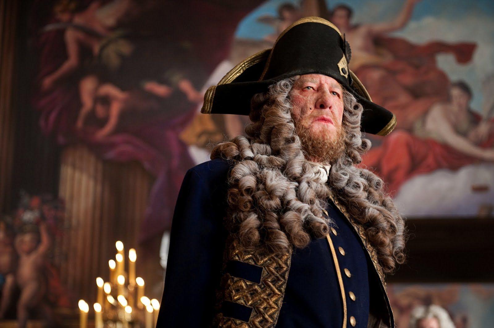 Pirates Of The Caribbean 4 Barbossa And Blackbeard Piraty Piraty Karibskogo Morya Filmy