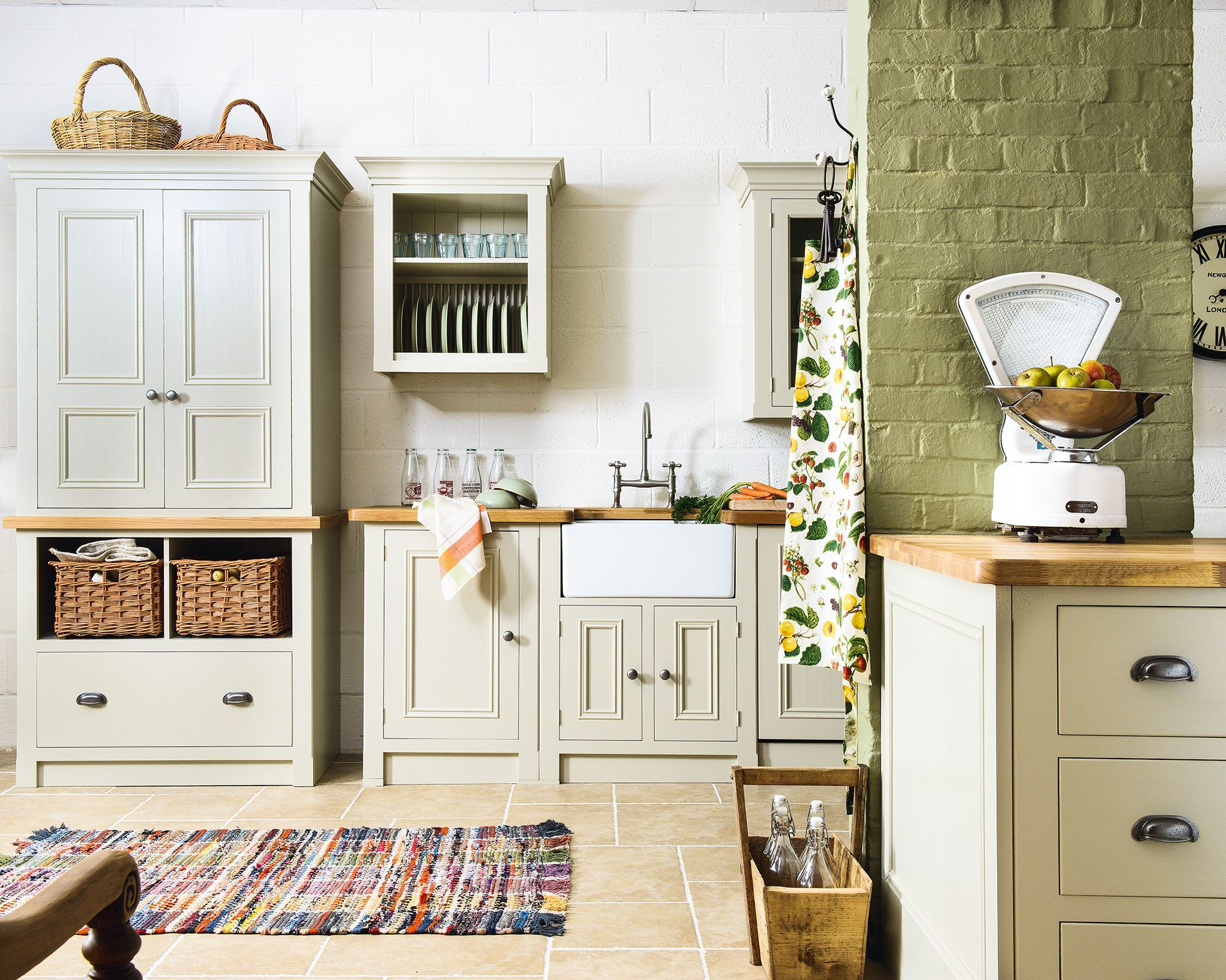 Harvest kitchen range by creamery kitchens interiors pinterest