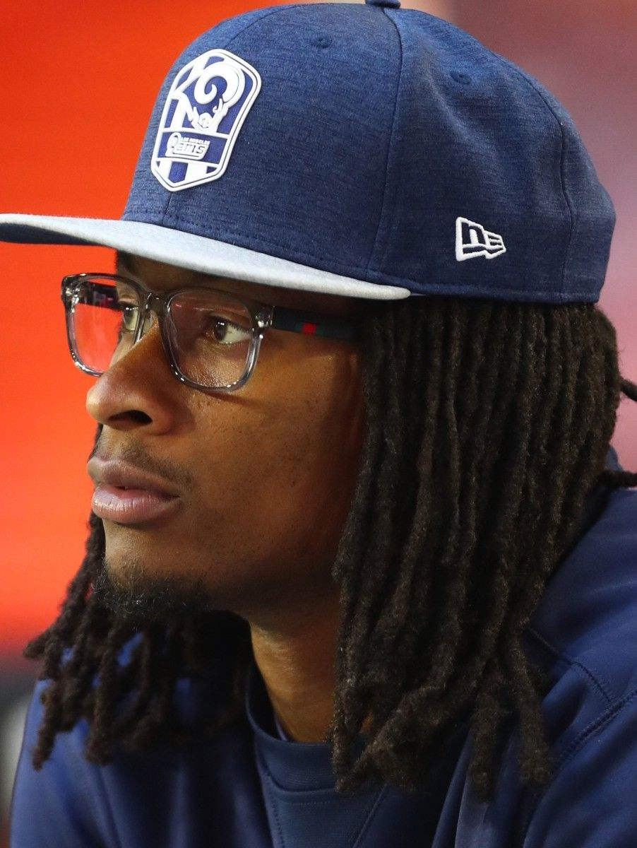 Pin By Jess On Todd Gurley Todd Gurley La Rams Fashion