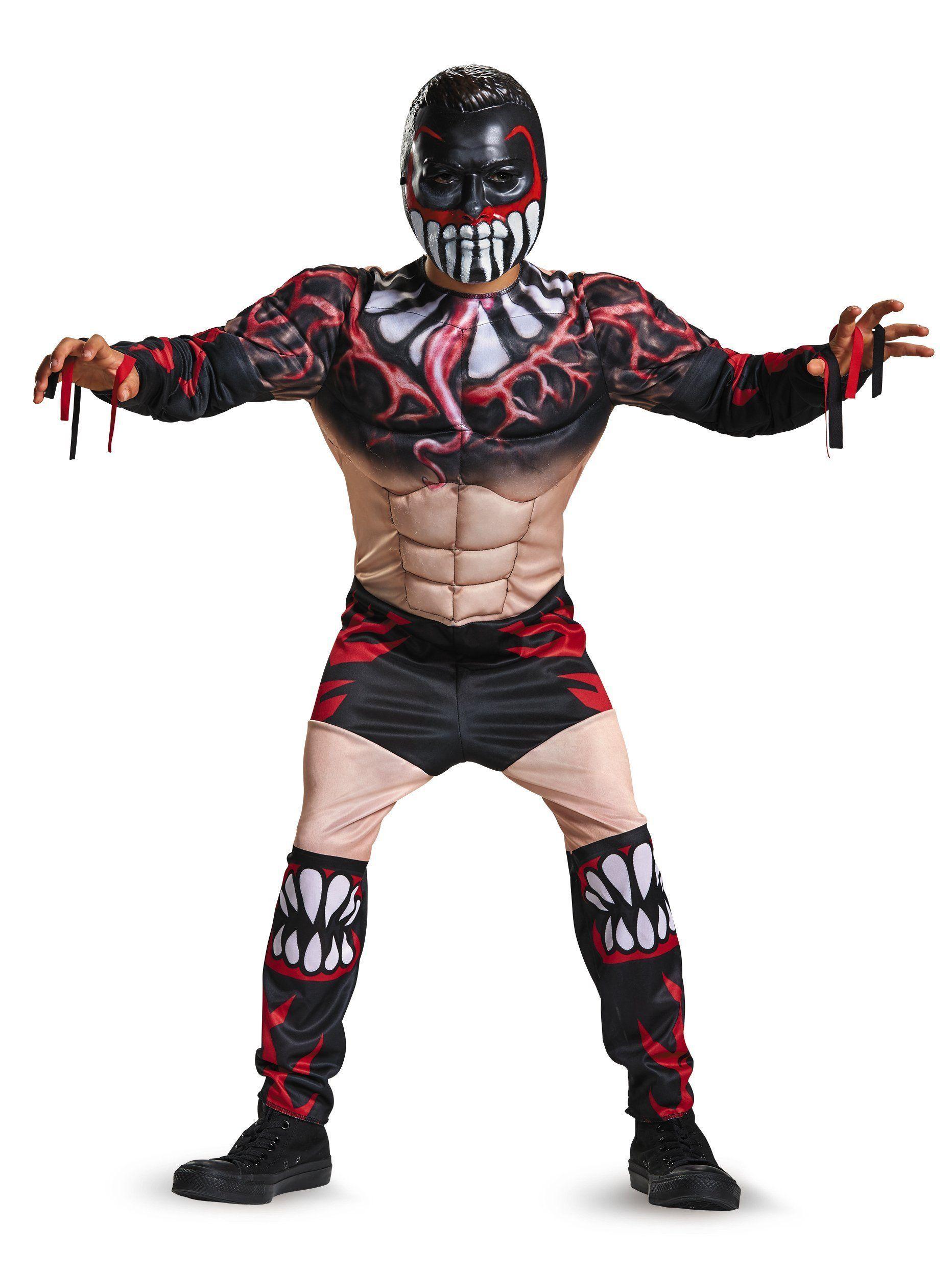 Finn Balor Demon Arm Sleeves WWE Cosplay