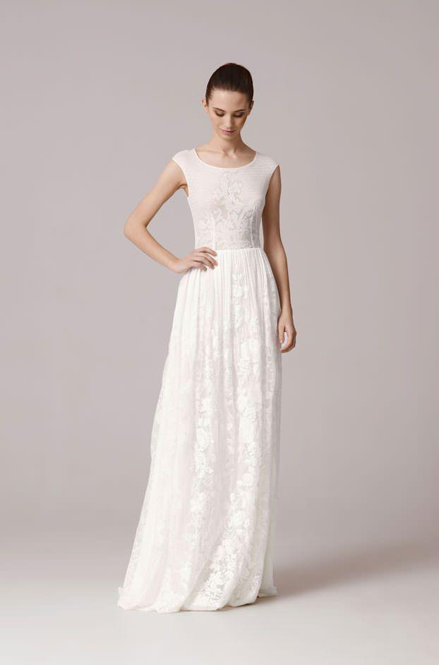 Brautkleider von Anna Kara - Model Ronja | Beauty | Pinterest | Kara ...