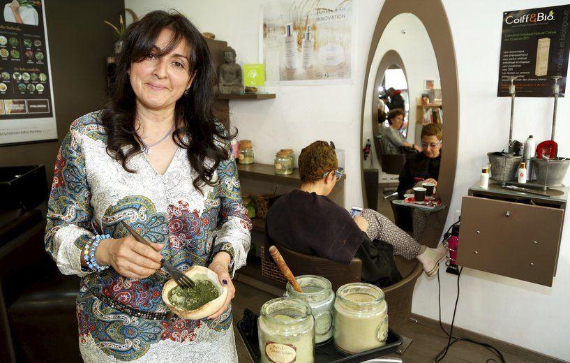 Depuis juillet 2011 adeline gomez n 39 utilise que des for Nue dans son salon