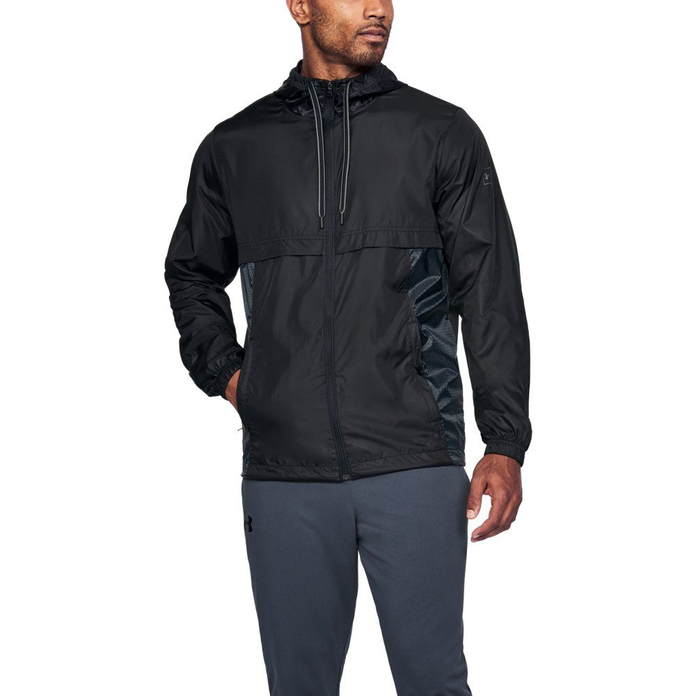Clothing, Shoes & Accessories Mens Ua Sportstyle Winbreaker Activewear