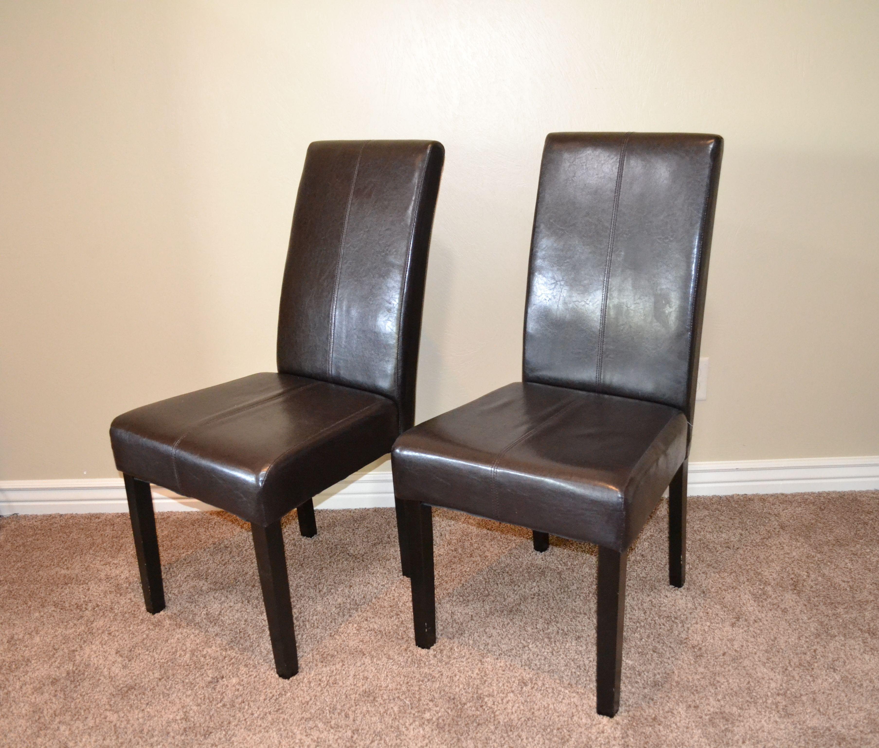Parson Chair Chevron Slip Cover Tutorial | I Am Hardware
