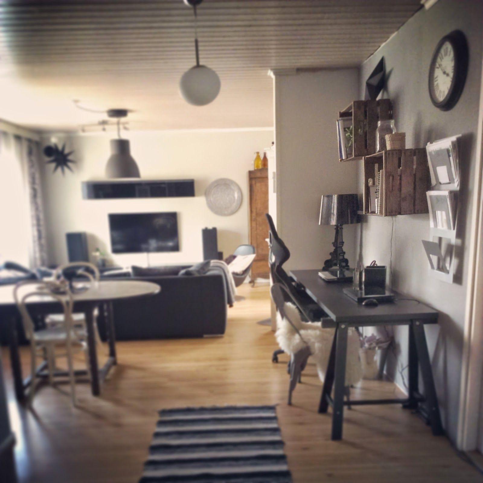 Workstation // Livingroom // Old and New //