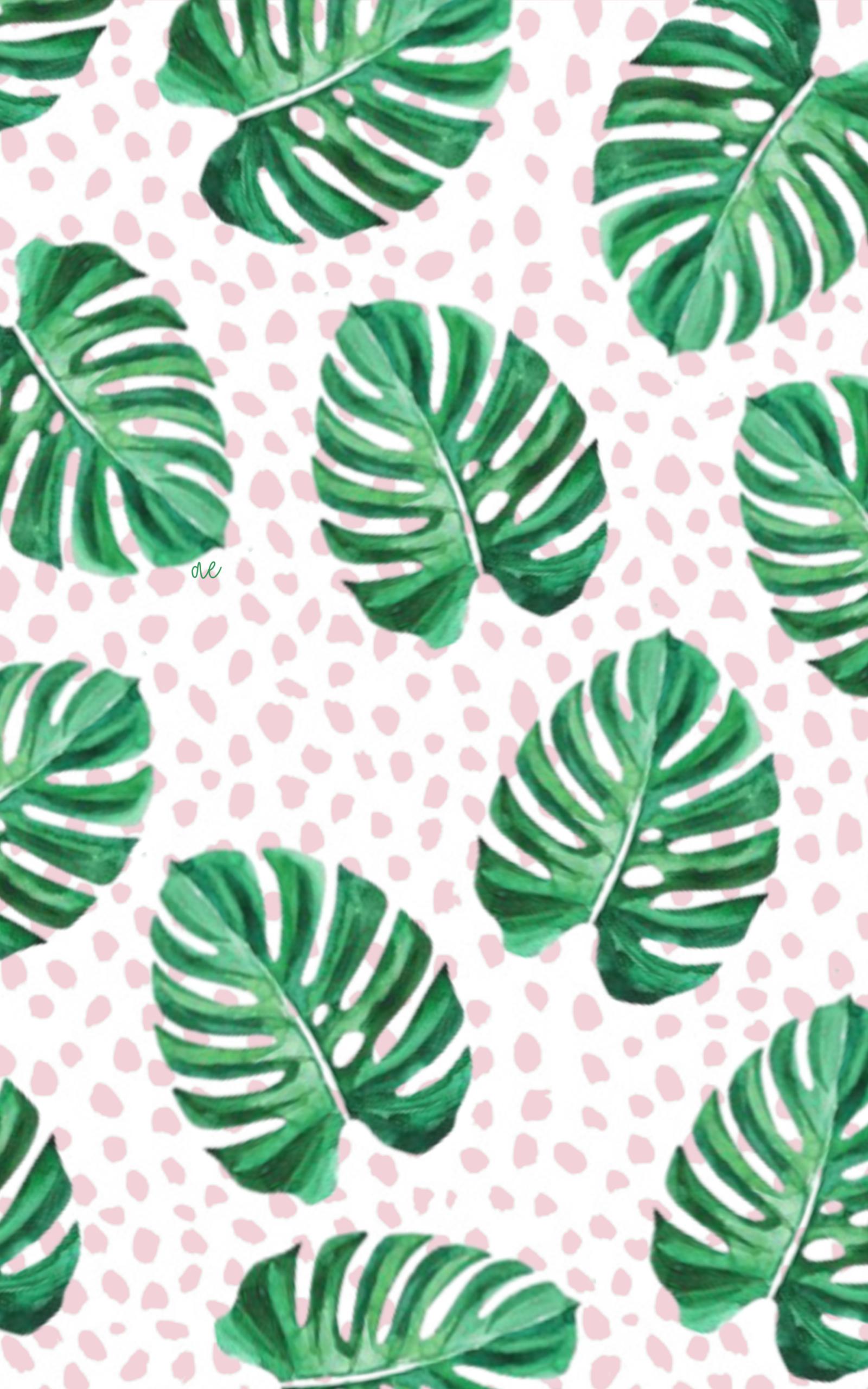 Palm Leaf Iphone Wallpaper Iphone Wallpaper Girly Iphone Background Wallpaper Iphone Wallpaper