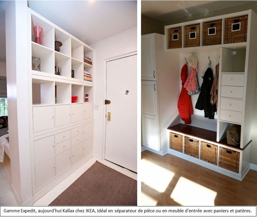 album 13 ikea hacker s rie 2 trucs et astuces pour besta billy kallax expedit. Black Bedroom Furniture Sets. Home Design Ideas