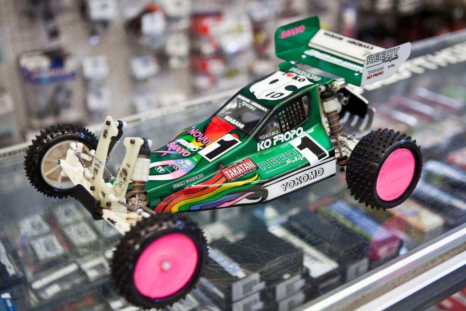 Anyone screw around with RC Cars? Made impulse buy