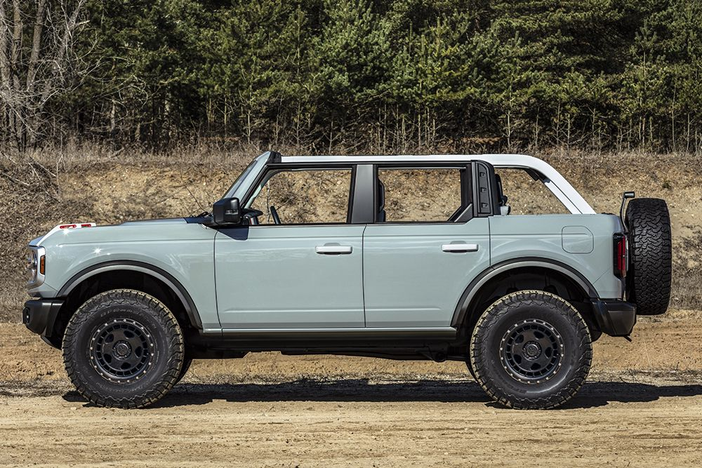 The Ford Bronco Makes Its Triumphant Return In 2021 As A Trio Of
