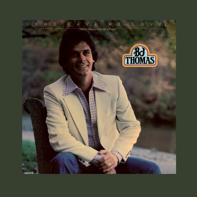 "Flashback: Top 5 Christian Songs of 1980: my fave? ""Jesus On My Mind"" - B.J. Thomas"