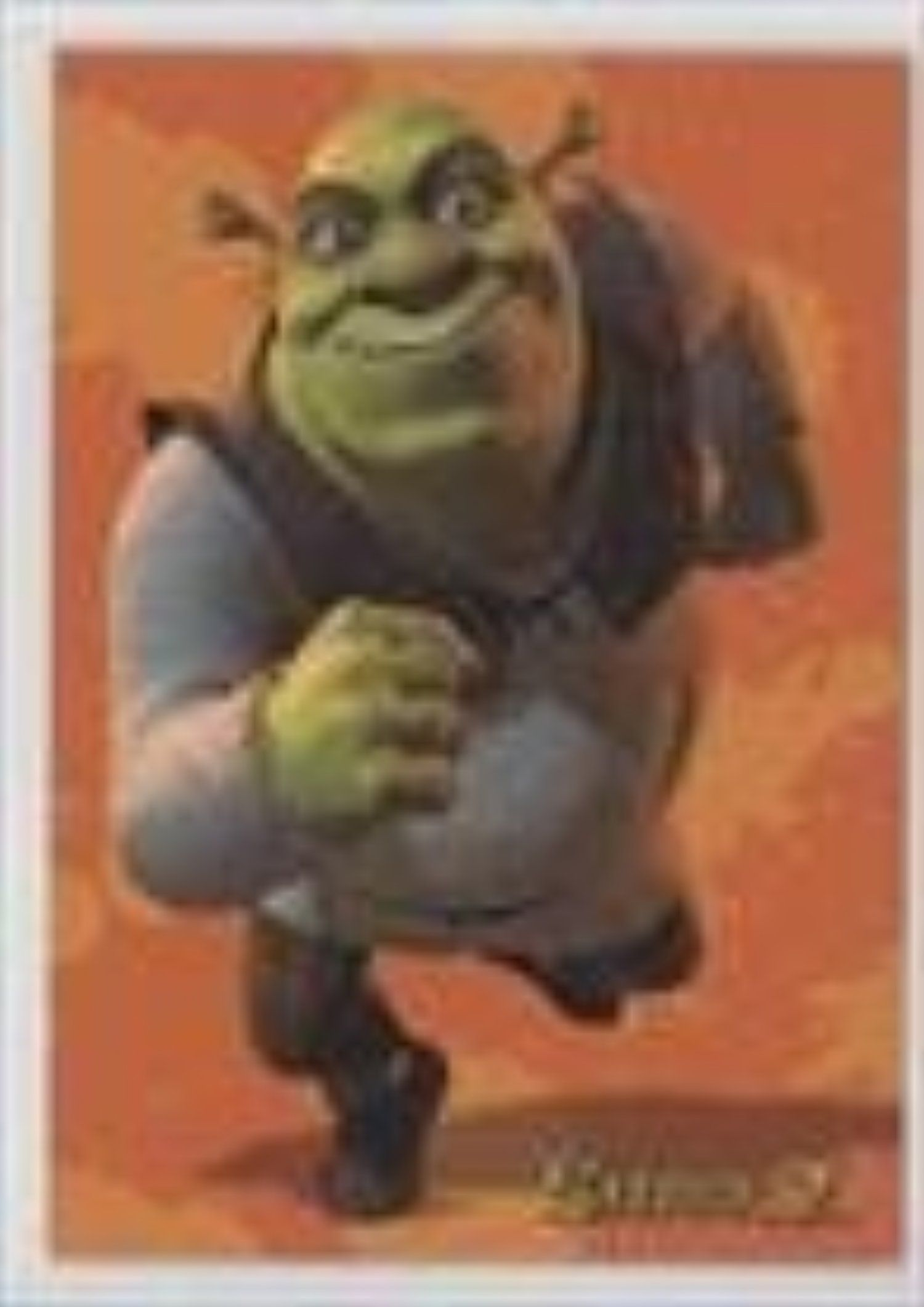 Shrek Trading Card 2004 Comic Images Shrek 2 Promos P3 Awesome Products Selected By Anna Churchill Shrek Trading Cards Comics