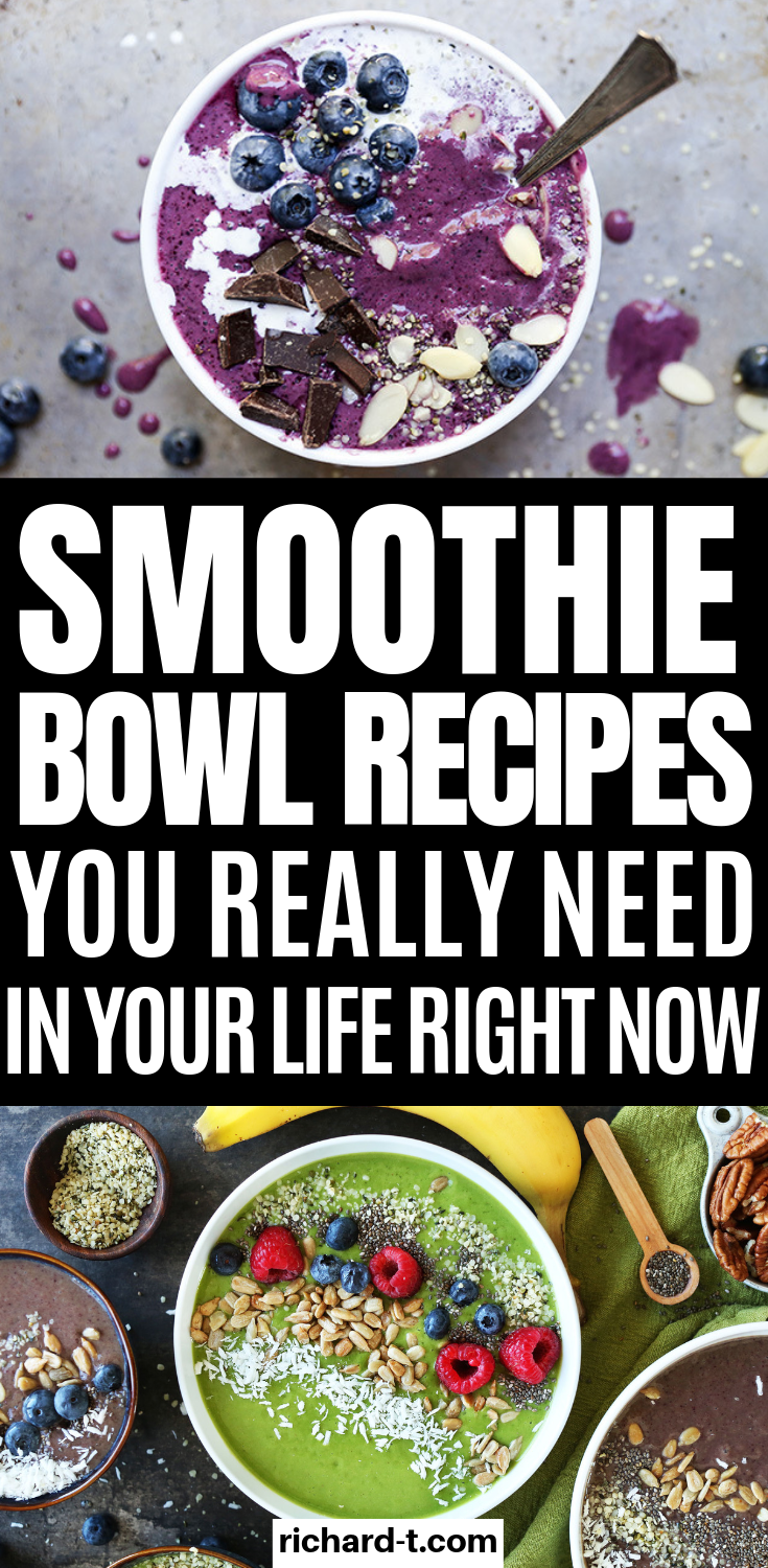 10 Ultimate Healthy Smoothie Bowl Recipes images