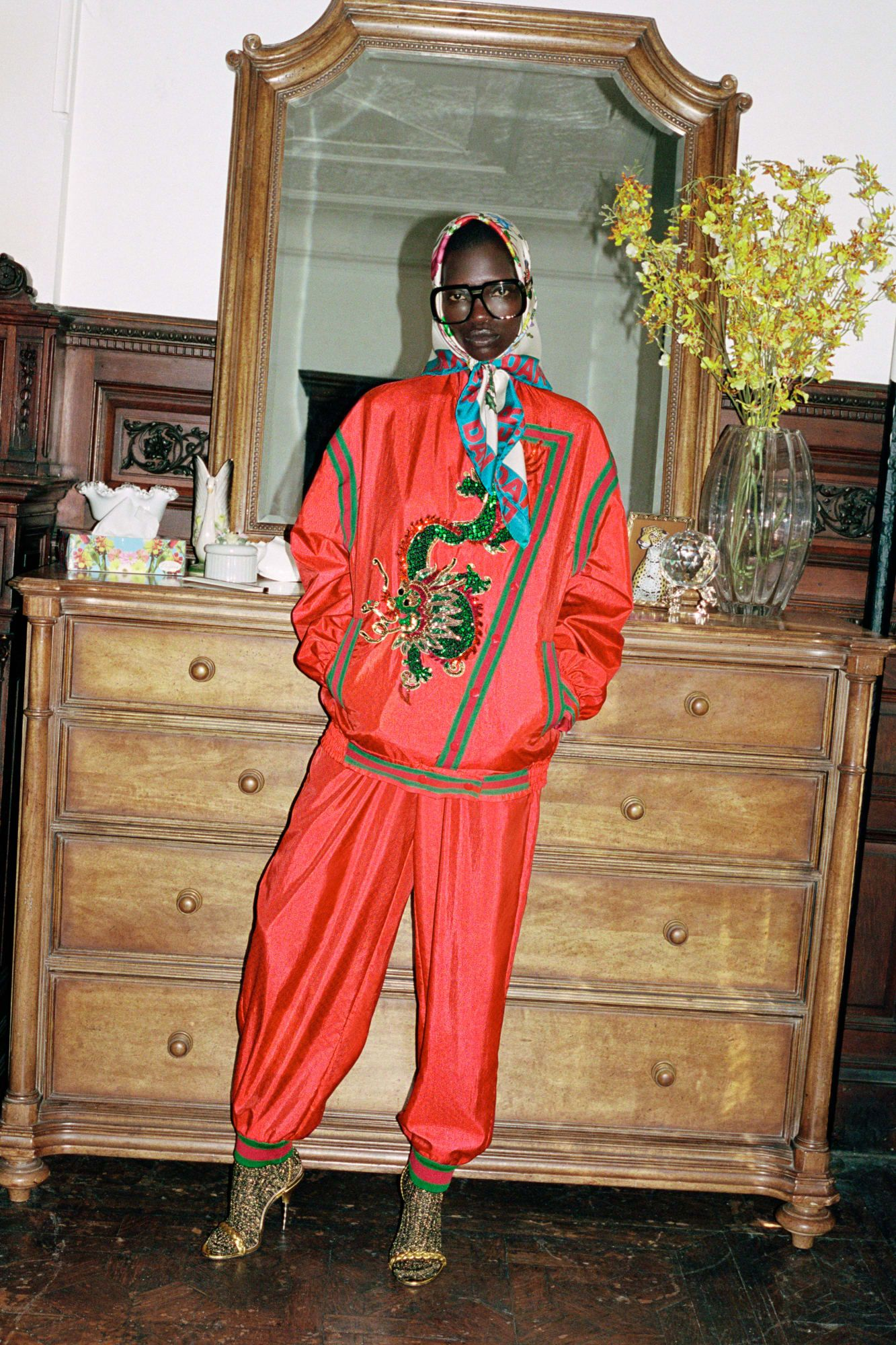 aa370b21 Gucci and Dapper Dan's First Collaboration Is Here | Fashion and ...