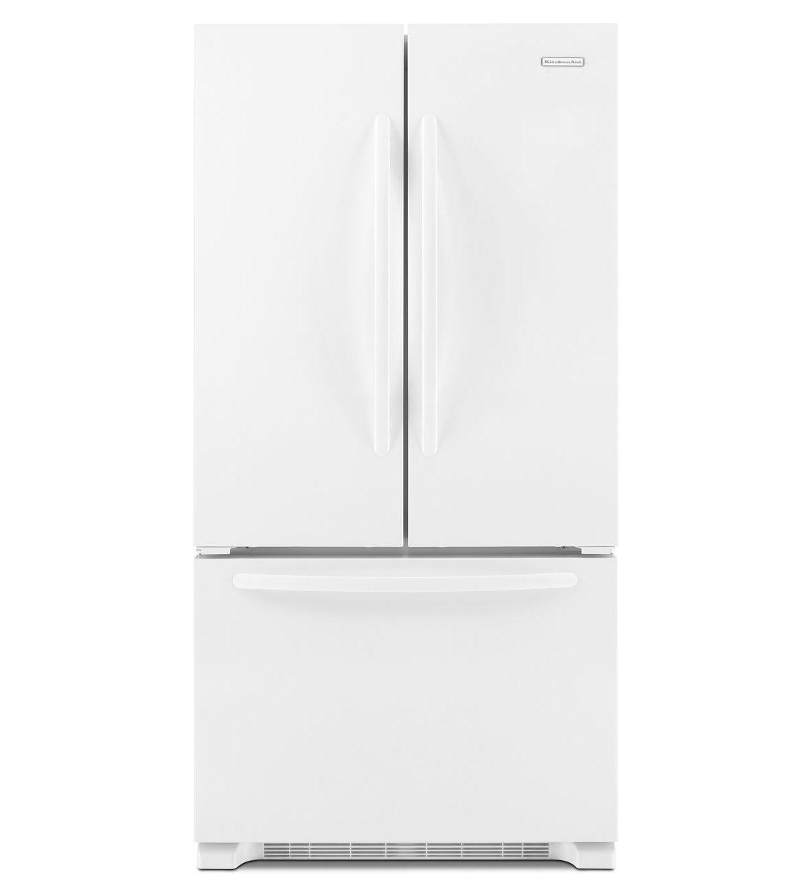 KitchenAid® 22 Cu. Ft. Counter Depth French Door Refrigerator, Architect®
