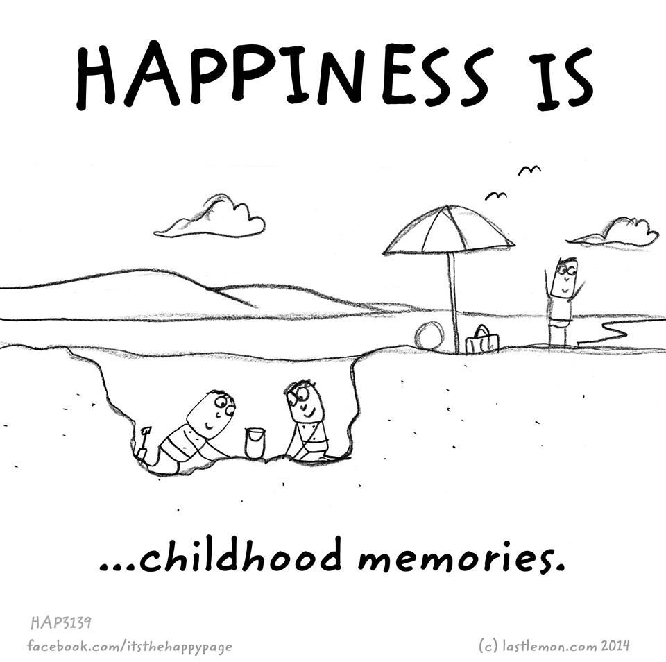 Happines I Childhood Memorie Quote Happy Quotes Essay Brainly Ielt Band 9