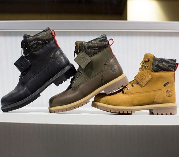 Black Scale X Timberland 6 Boots Jesien 2014 Zajawka Boots Timberlands Shoes Tims Boots