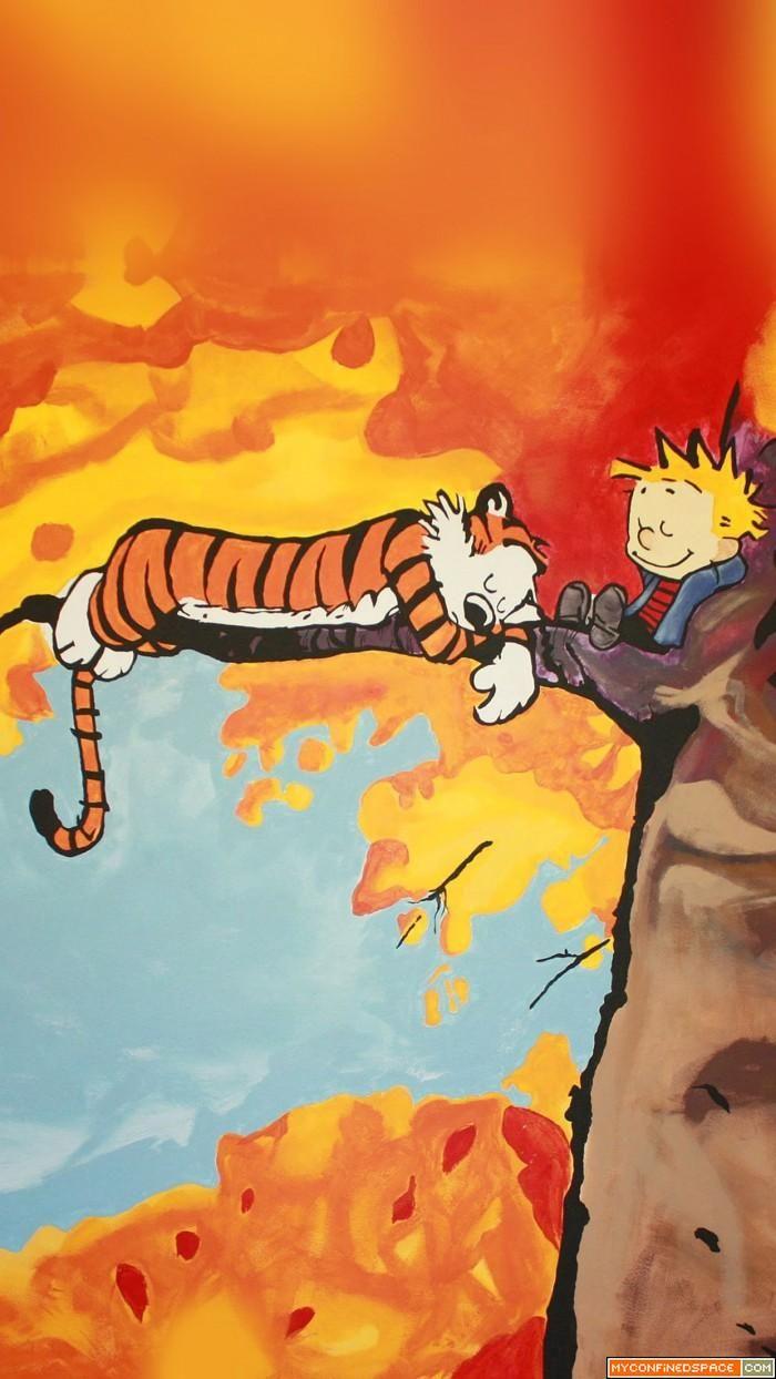Calvin And Hobbes Vertical Wallpaper Vertical Wallpaper Calvin And Hobbes  Awesome Things. Kids MuralsWall ... Part 79