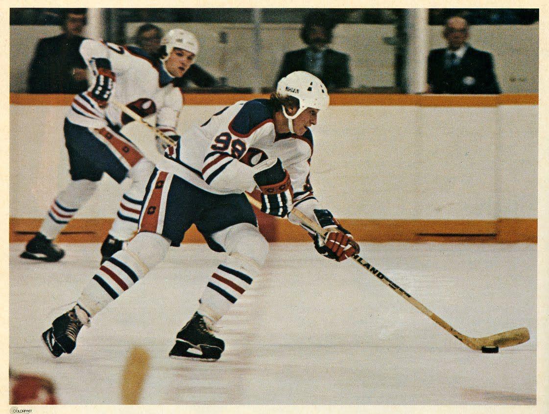 lowest price 5f959 5e5c5 Wayne Gretzky, Edmonton Oilers WHA (1978-79)   Vintage NHL ...