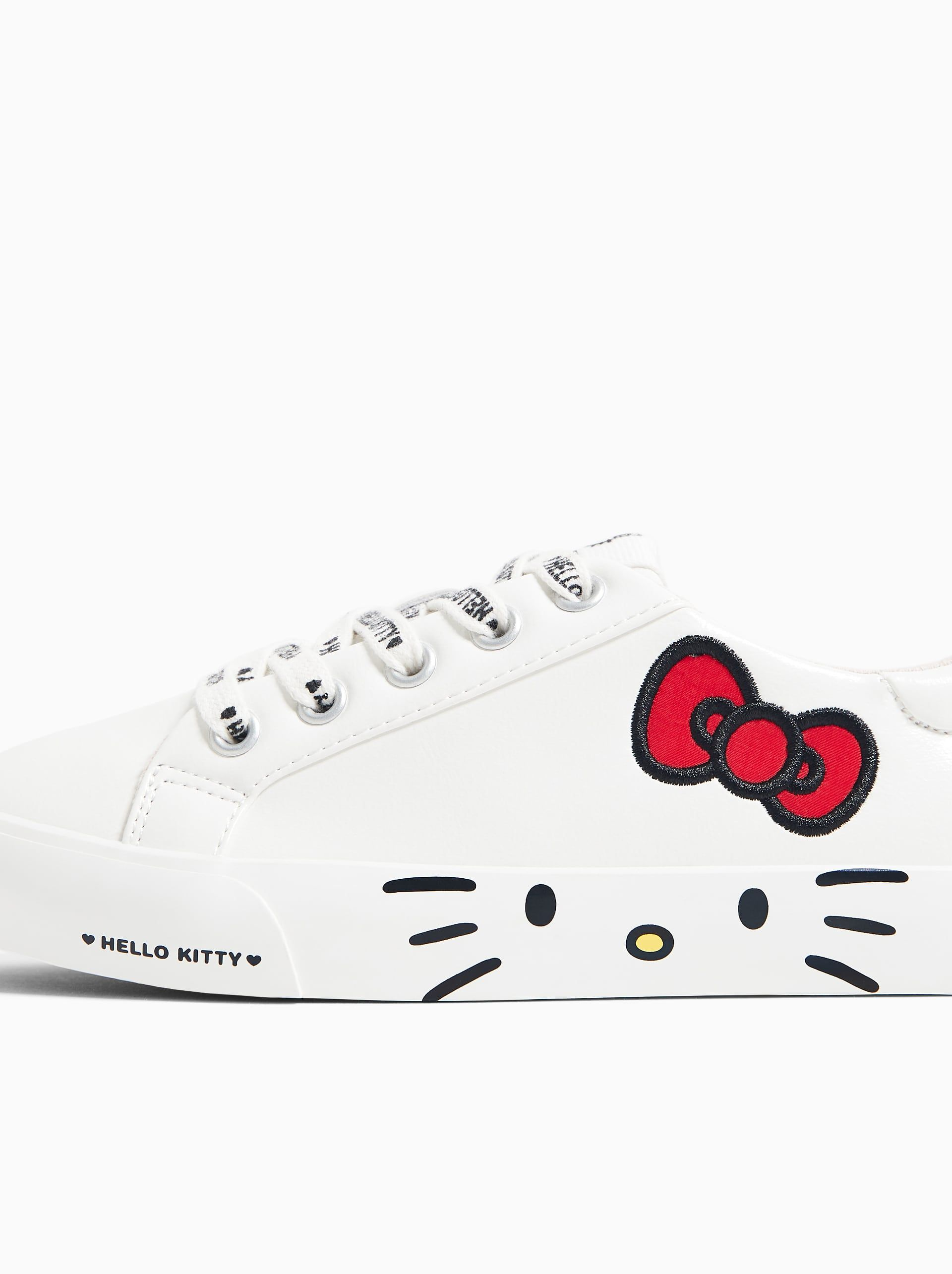 HELLO KITTY PLIMSOLLS - Sneakers-SHOES