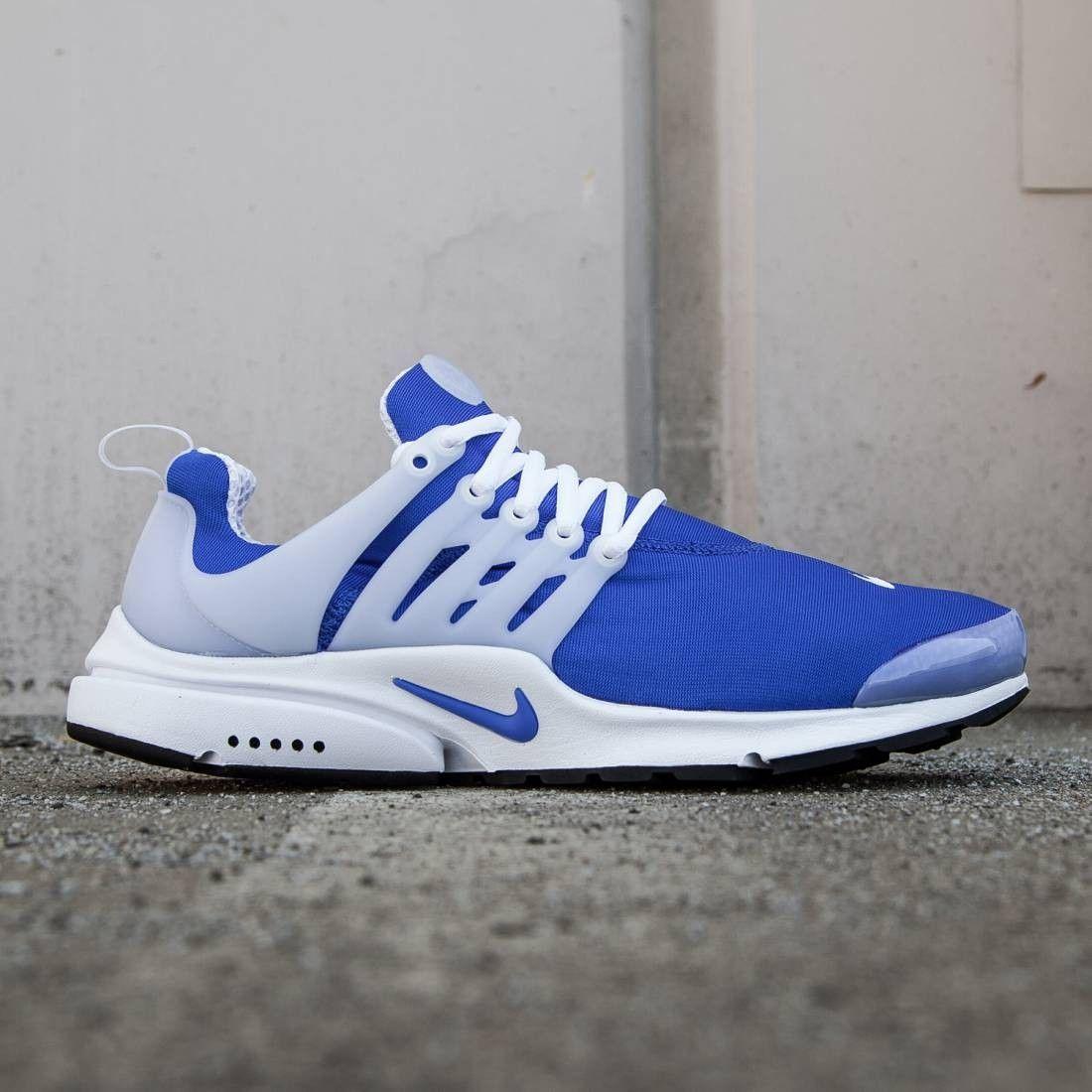 Nike Men NIKE AIR PRESTO (blue / racer blue / black / white ...