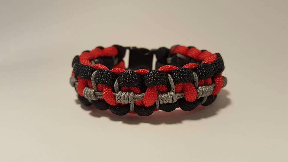 Barbed Wire Paracord Bracelet Design Paracord Bracelet Designs