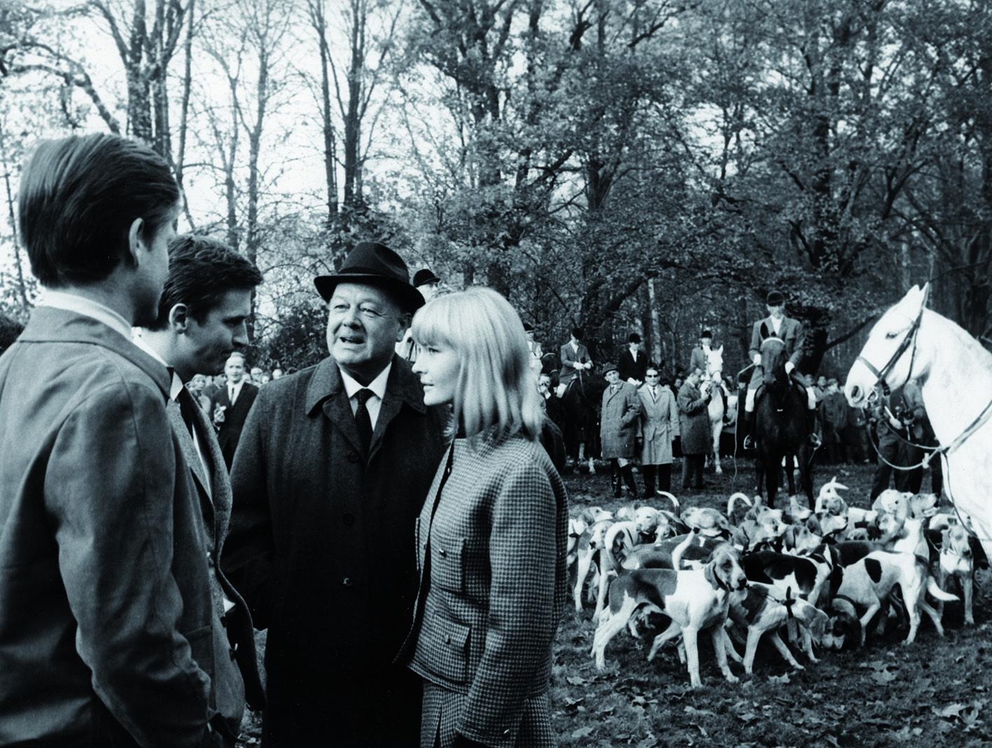 'Divieto di caccia alle volpi' (1966); regia: Peter Schamoni. Titolo originale: 'Schonzeit für Füchse'