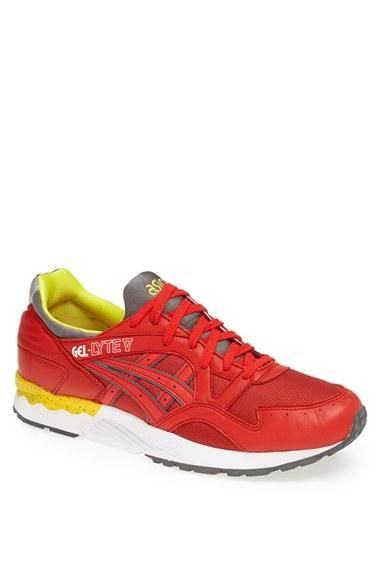 2f62d559d594 Old school style ASICS GEL-lyte V sneaker. | Totally Throwback ...