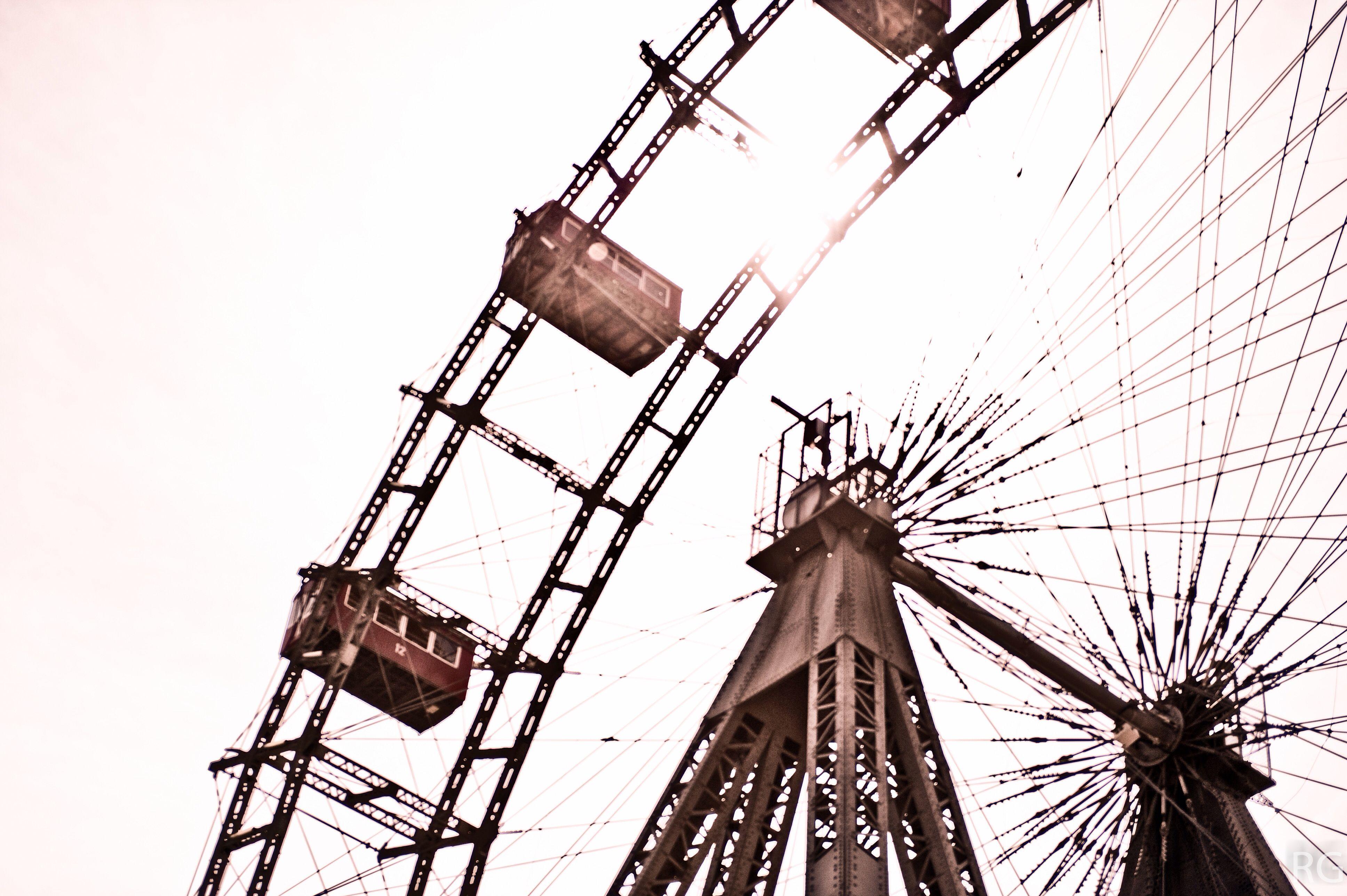 Vienna, Riesenrad