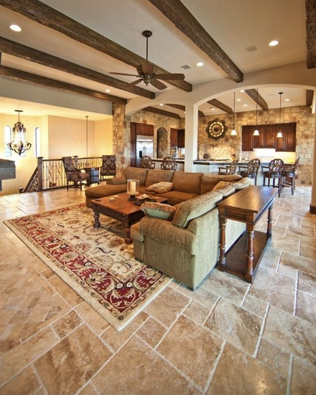 15 Beautiful Mediterranean Living Room Designs You Ll Love: ThisFabulous Living Room Has The Mediterranean Style And