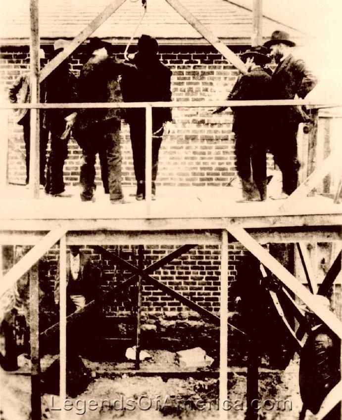 "Thomas ""Black Jack"" Ketchum, Outlaw Hanged"