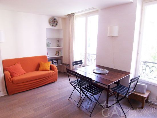 Nice cozy Paris studio in the 3rd arrondissement