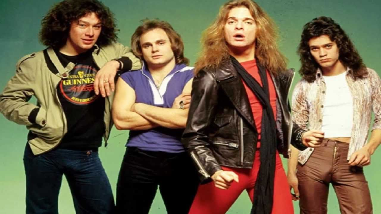 Van Halen Dance The Night Away 1979 Remastered Hq Van Halen Eddie Van Halen Rock Bands