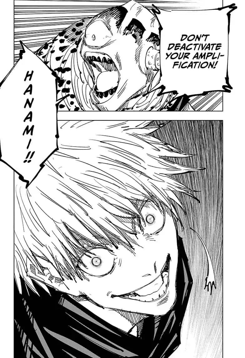 Jujutsu Kaisen Chapter 85 The Shibuya Incident Part 3 Page 10 Manganelo Com Jujutsu Manga Art Anime Fandom