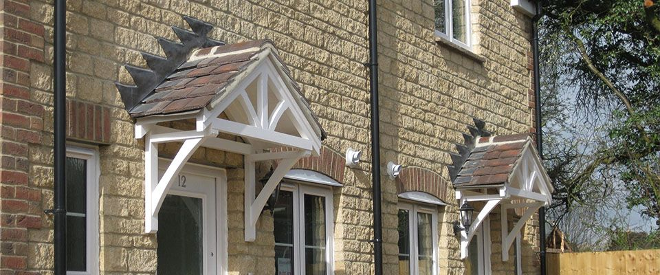 Quality Door Canopies From Townhouse
