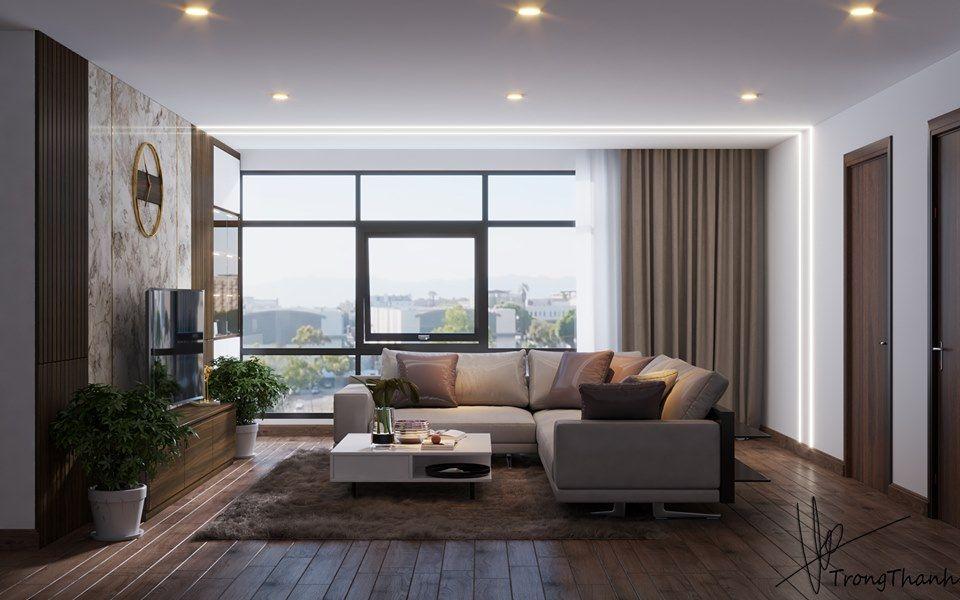2590 Interior Livingroom Sketchup Model By Trongthanh Free Download Living Room Interior Living Room Living Room Designs