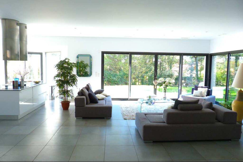 Idee interieur maison contemporaine accessoire deco maison ...