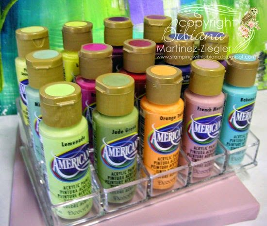 How To Organize Your Acrylic Bottle Paints Craft Paint Storage Bottle Painting Paint Organization