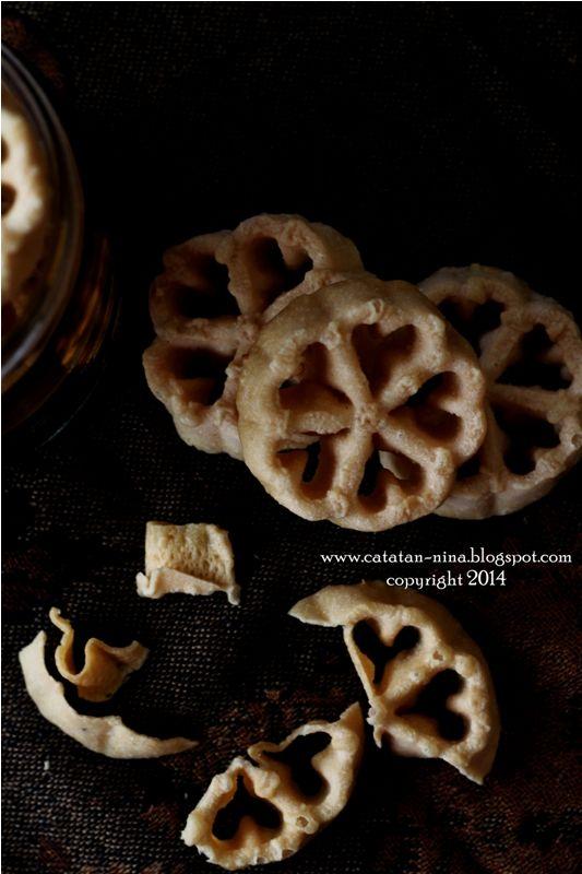 Catatan Nina Antari Kembang Goyang Makanan Resep Makanan