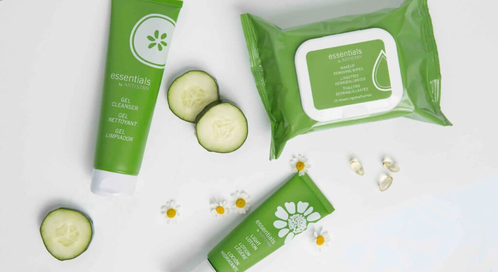 3 Minutes To Flawless Looking Skin Introducing Essentials By