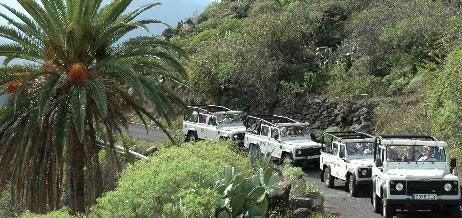 Excursiones en Jeep